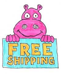 Hippo-Tees.com - Free Shipping!