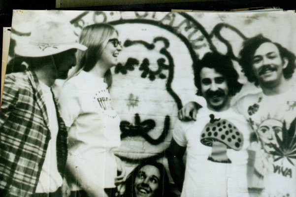 Hip-O-Potamus Founders, Jeffrey Axelrod and Barry Anderson, circa 1970 (right)