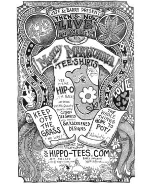 Hippo-Tees coloring posters.