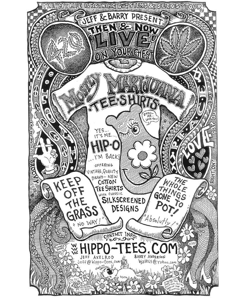 Hippo Coloring Posters (6 pack) - Hippo-Tees.com