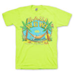 Hippo-Tees Maui Wowi tee shirt